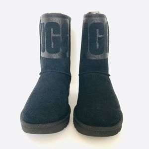 UGG Classic Short Sparkle Boots- New in Box!